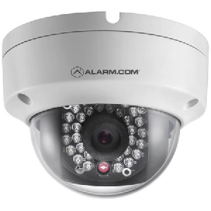 Alarm Com Adc Vc825 Commercial Grade Indoor Outdoor Hd Dome Camera Advanced Security Offers N Wireless Home Security Systems Dome Camera Home Security Systems