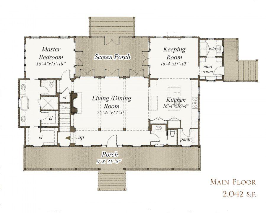 Our Town Plans Cottage Architecture Pinterest House