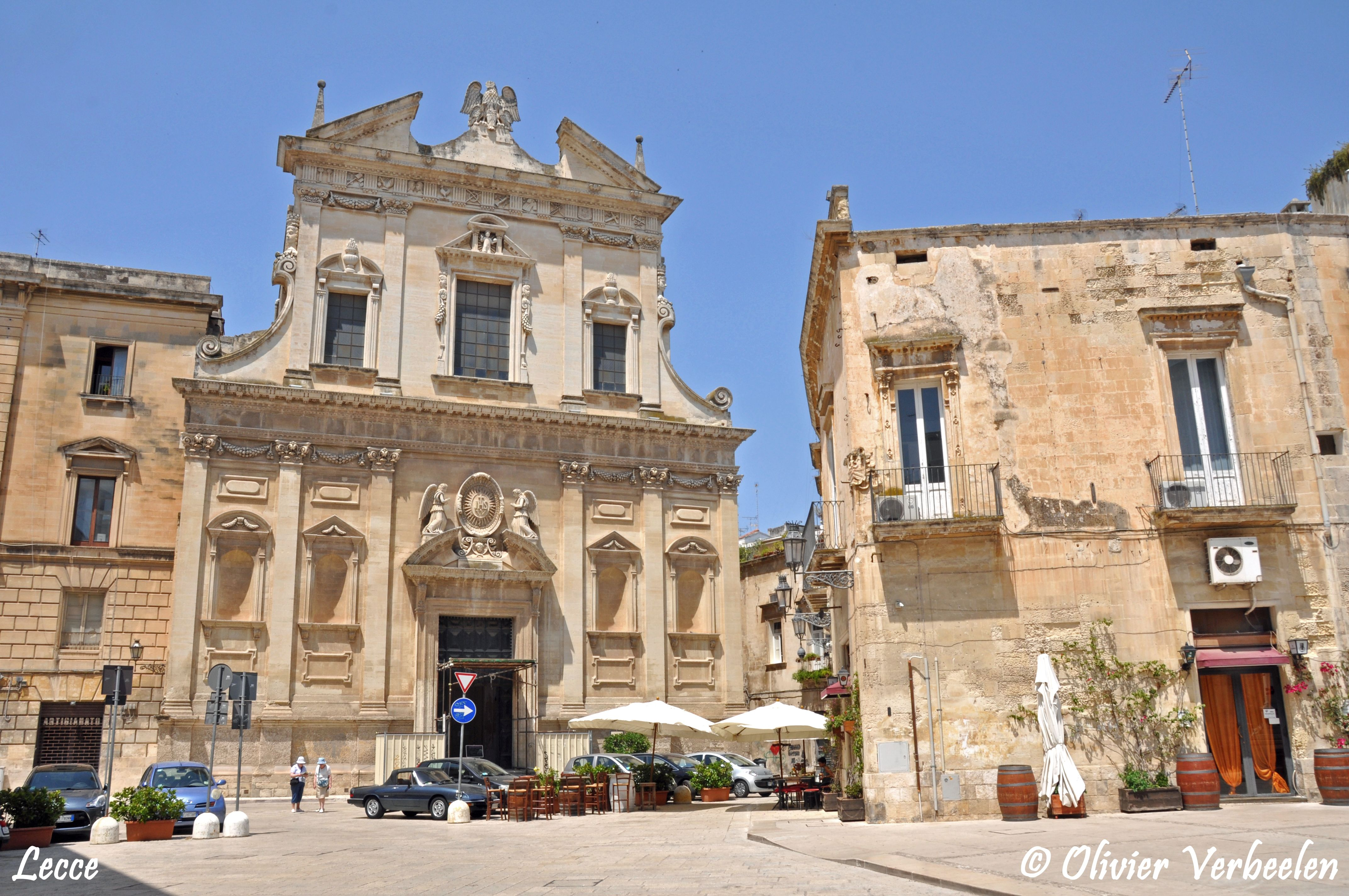 "Lecce, The ""Florence of South"", Apulia (July 2016) / #Lecce #Florence #Apulia #Puglia #Pouilles #Italy #Italia #Italie #Authentic #Emotions #Experiences #Trip #Viaggio #Voyage #Gastronomy #Gastronomia #Gastronomie #Discovery #Scoperta #Découverte #WeAreinPuglia #ApuliaEventsExperiences #AEE"