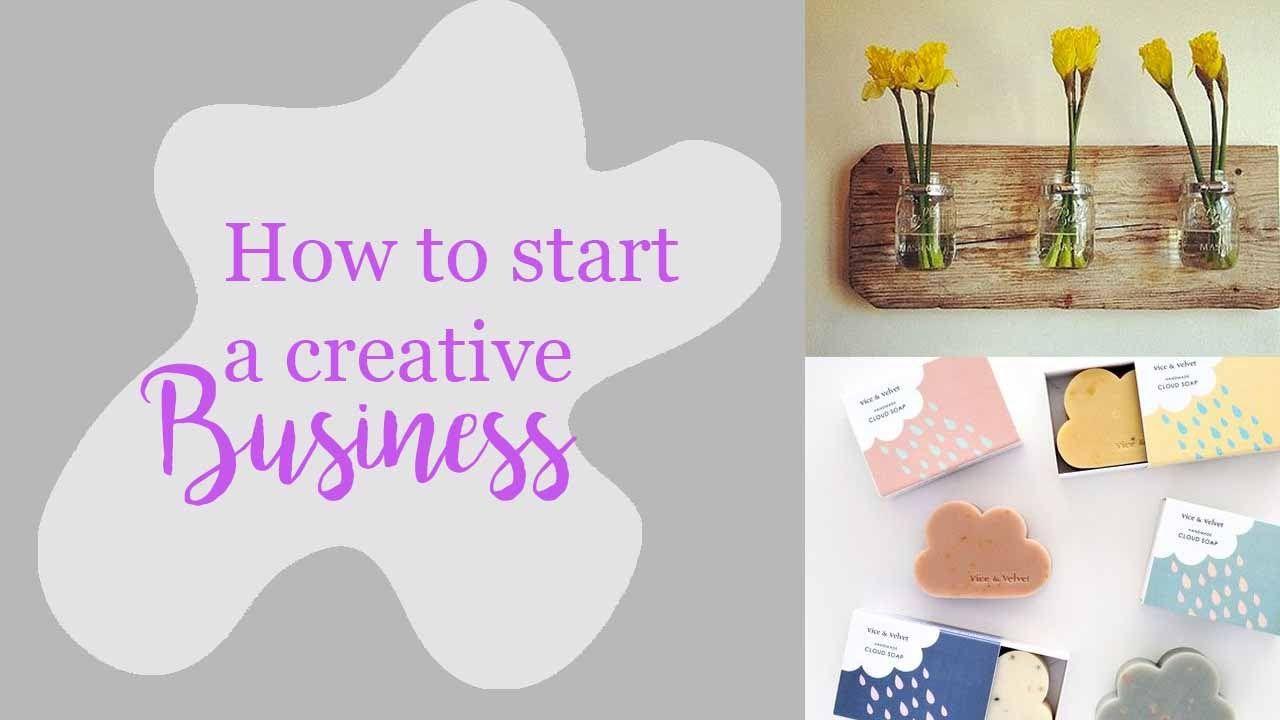 www.pbhcanada.ca How to start a creative business - Part 1:  via   www.pbhcanada.ca http://youtu.be/KFJd2mNHxsY?a