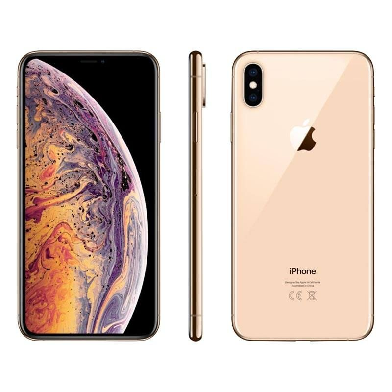 APPLE IPHONE XS MAX 64 GO GOLD RECONDITIONNE GRADE A APPLE ...