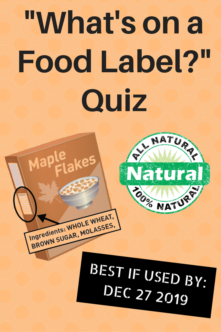 What S On A Food Label Quiz Food Labels Food Quiz A Food [ 1102 x 735 Pixel ]