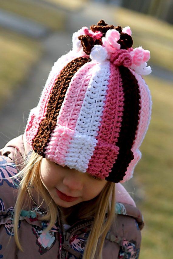 Girl Curly Corkscrew Hat  8506eeebca07