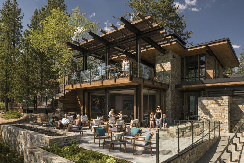 A RitzCarlton Vacation in Lake Tahoe, California House