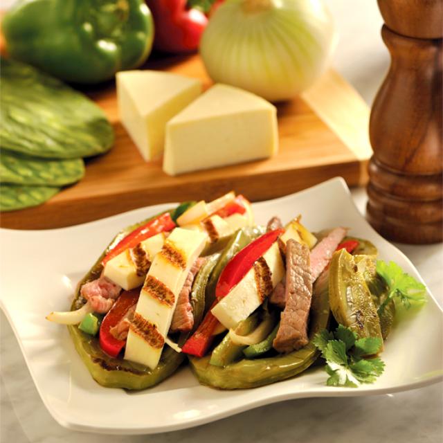Tacos de filete con tortilla de nopal de lo mejor - Ideas cenas saludables ...
