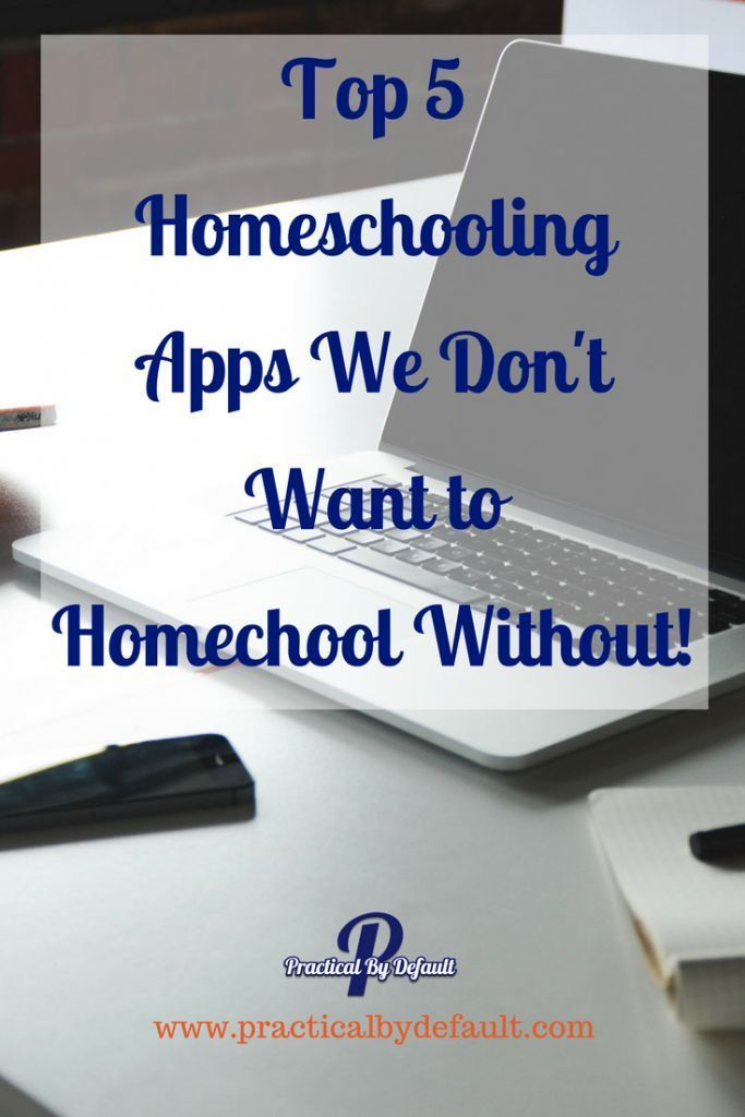 Photo of Top 5 Homeschooling Apps We Don't Want To Homeschool Without!