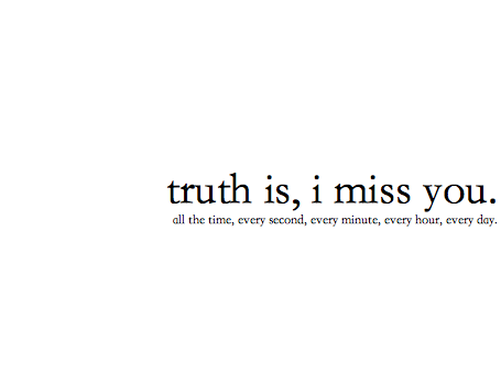 missing you quotes for him | miss you quotes | Tumblr ...