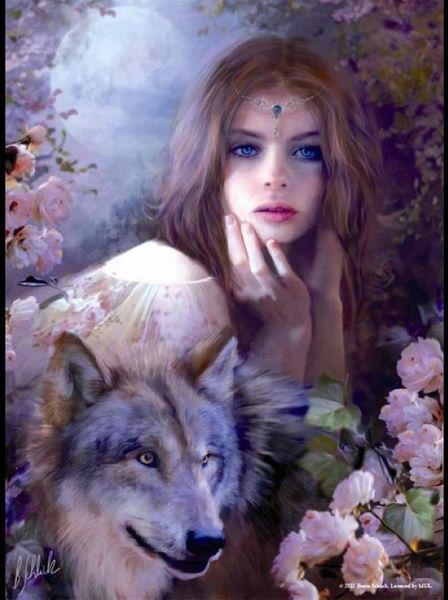 STAREE Elizabeth Brockman: Princess of the wolves