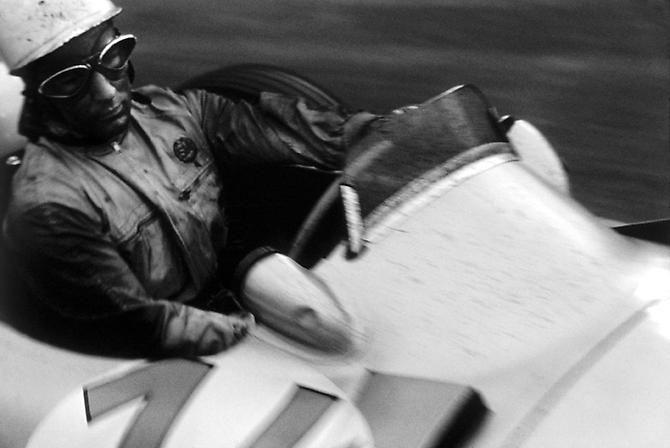 Stirling Moss, 1955