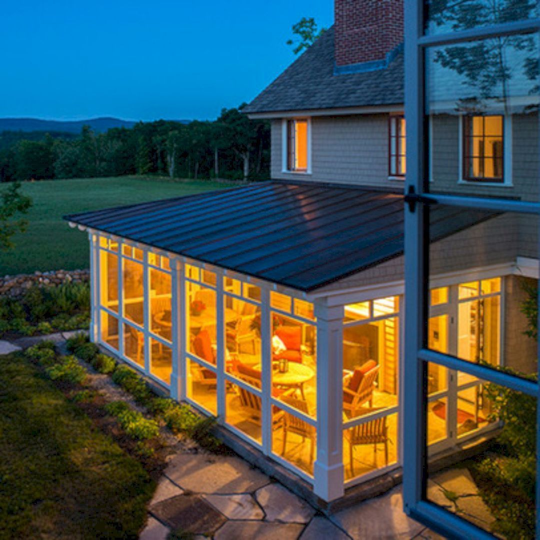 Wonderful Screened In Porch And Deck 119 Best Design Ideas Screened Porch Designs Traditional Porch Porch Design