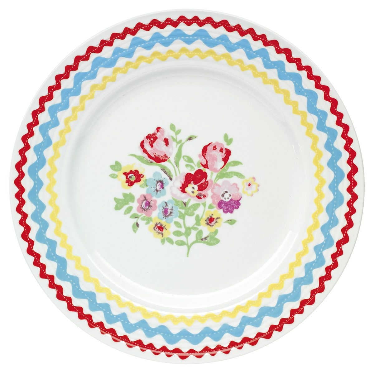 Oops this product is out of stock. Cath Kidston KitchenCath Kidston PlatesDessert ...  sc 1 st  Pinterest & Set of 4 Cranham Dessert Plates | Cooking and Dining | CathKidston ...