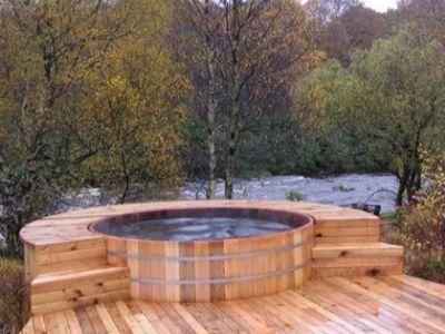 Hot NEWS Blog newSWISSenmeinung  wOw! Die schönsten und - whirlpool im garten charme badetonne