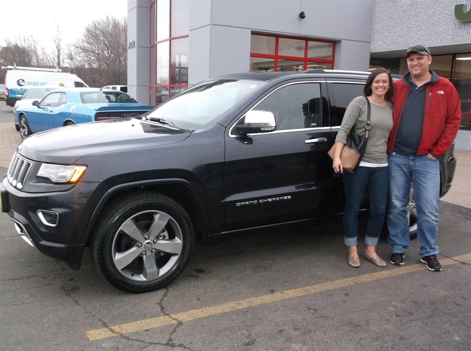 Becky S New 2014 Jeep Grand Cherokee Congratulations And Best