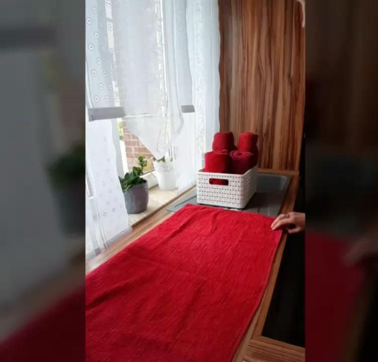 Photo of Handtücher falten