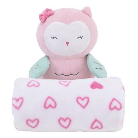 Baby Baby Girl Blankets Crown Crafts Baby Stuffed Animals