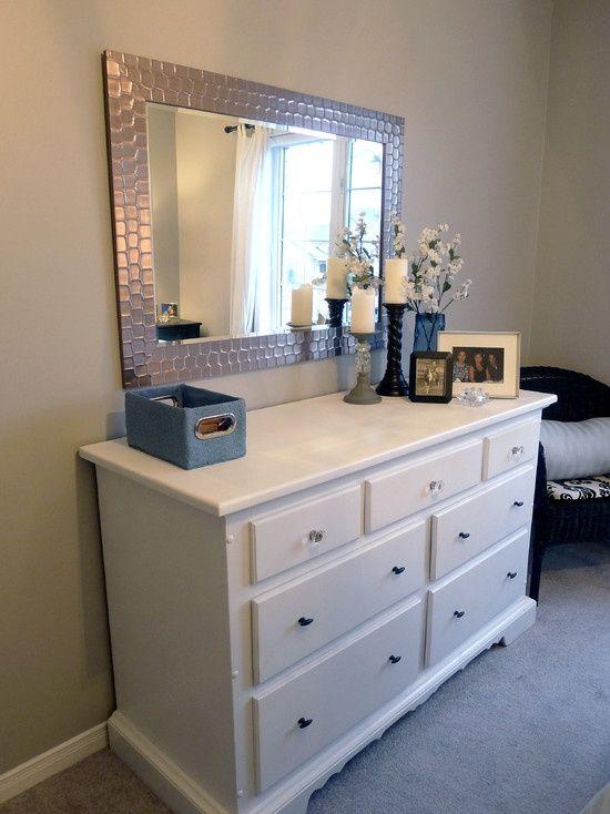 Dresser Mirror Relax Home Decor