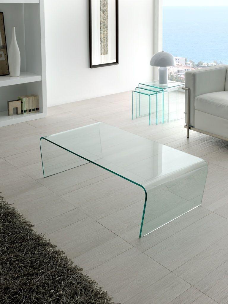Mesa Centro Moderna Dora En Mbar Muebles Com Muebles Invisibles  # Muebles Zb Zaragoza
