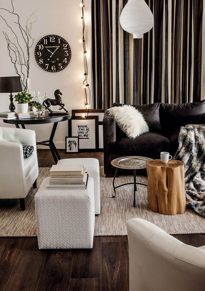 35 Beautiful Home Decor Pictures Living Room (With images