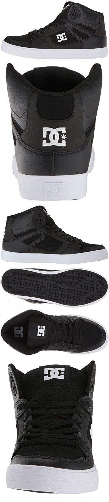DC Shoes Pure Shoes for Men Chaussures de Skateboard Mixte Adulte