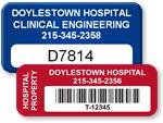 Asset Tags for Hospitals & Clinics  Medical Asset Tags http://www.myassettag.com/medical-asset-tags