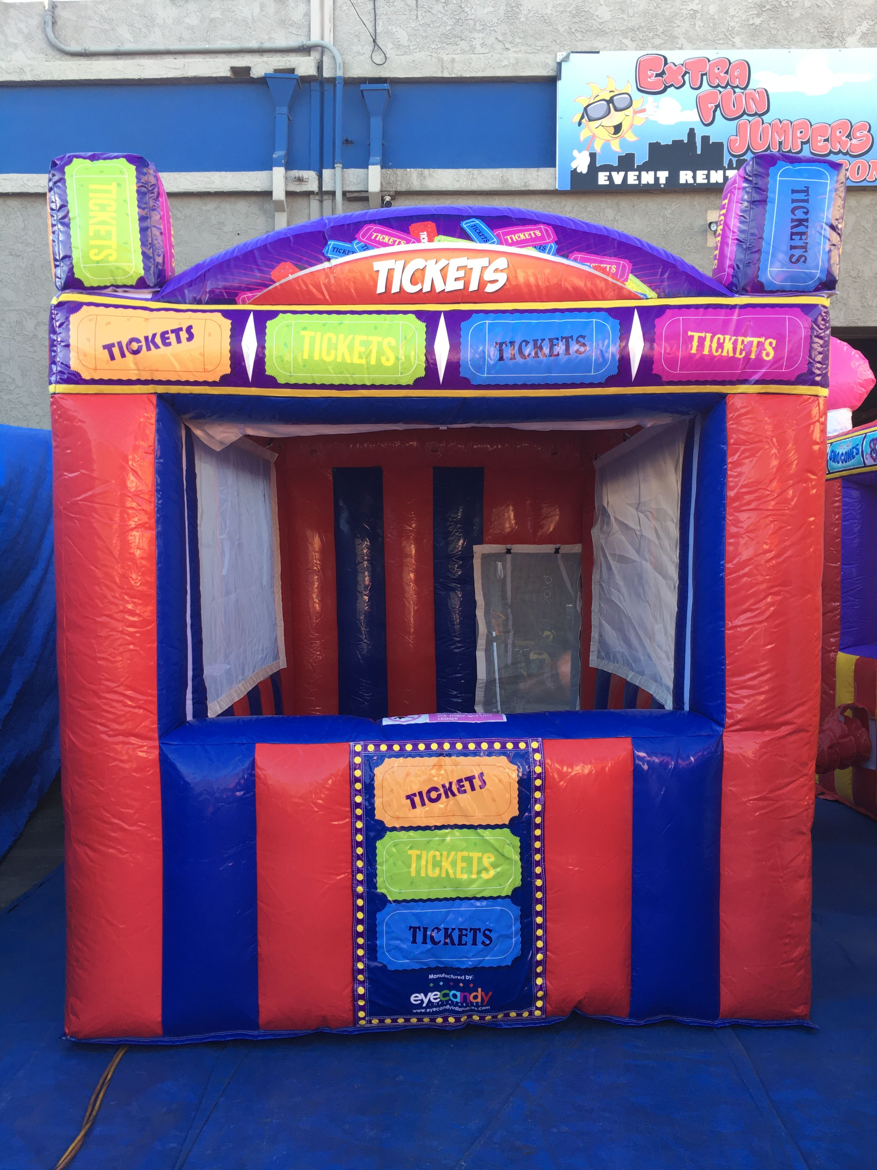 Pin by Extra Fun Jumpers on Carnival Games Carnival