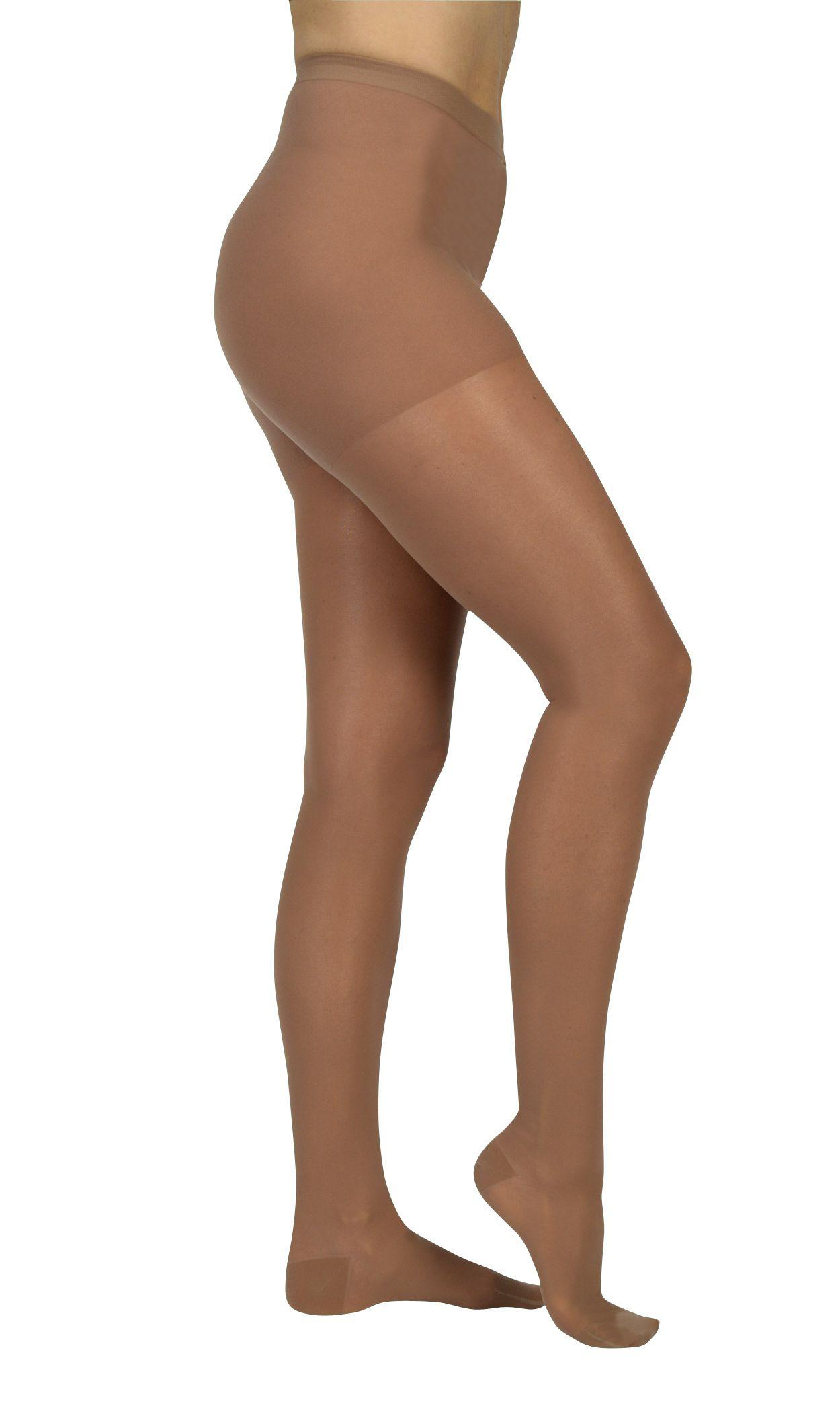 pantyhose Notch toes