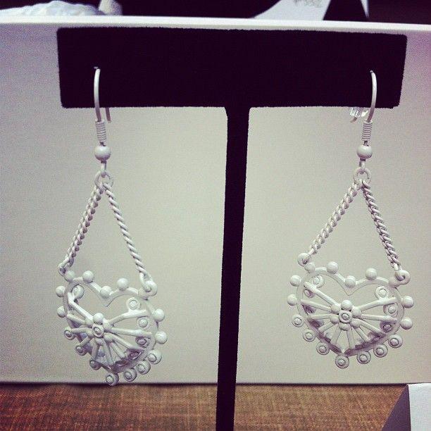 Eddie Borgo amazing earrings