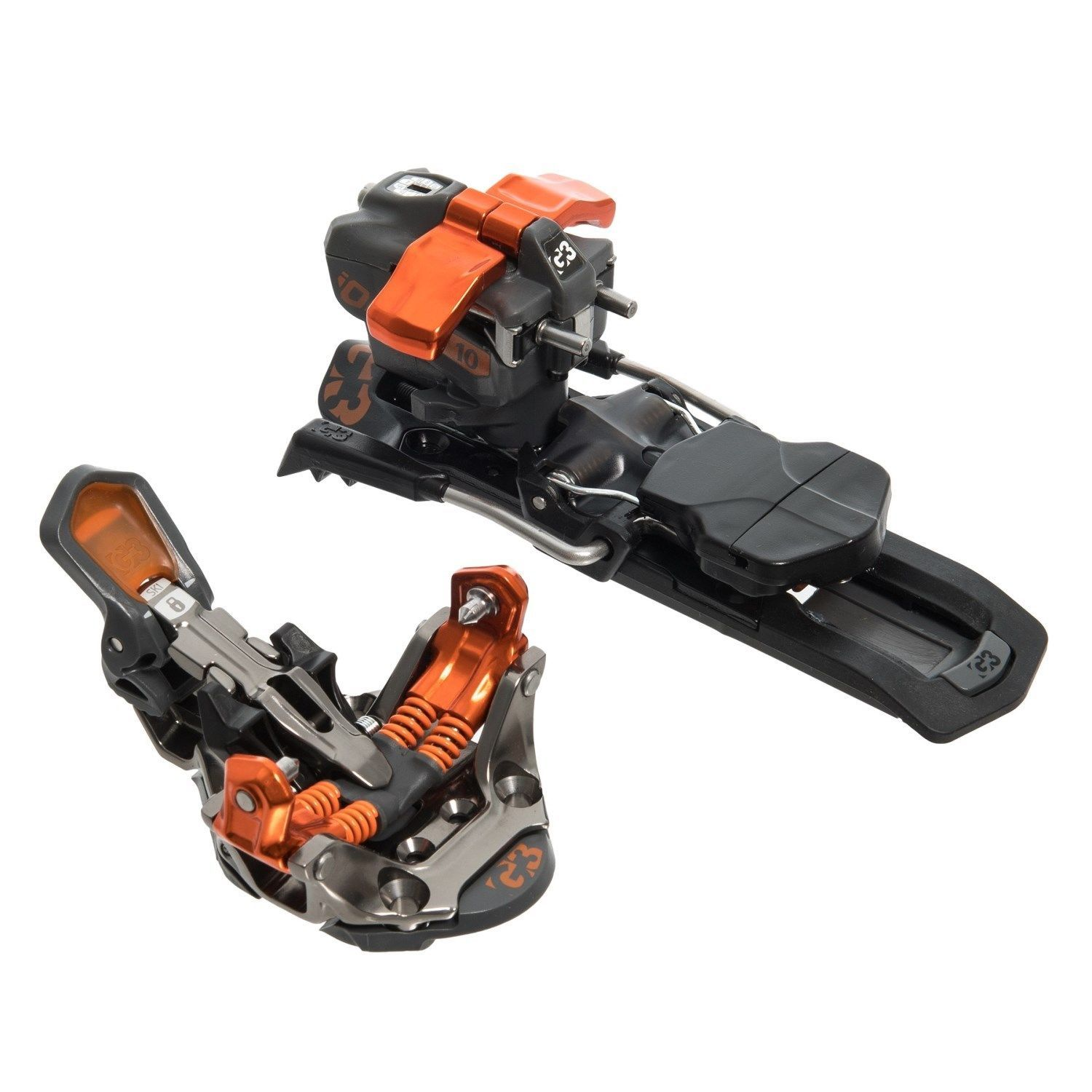 eb34cee8fe Downhill Skiing 16059  G3 Ion 10 Tech Touring Backcountry Bindings Dynafit  - 85Mm Brake Demo -  BUY IT NOW ONLY   299.99 on  eBay  downhill  skiing   touring ...