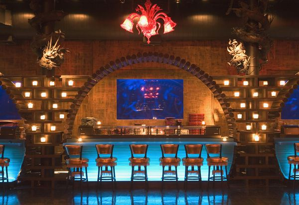 Buddha Bar - New York by Dupoux Design Inc. , via Behance | Bar ...