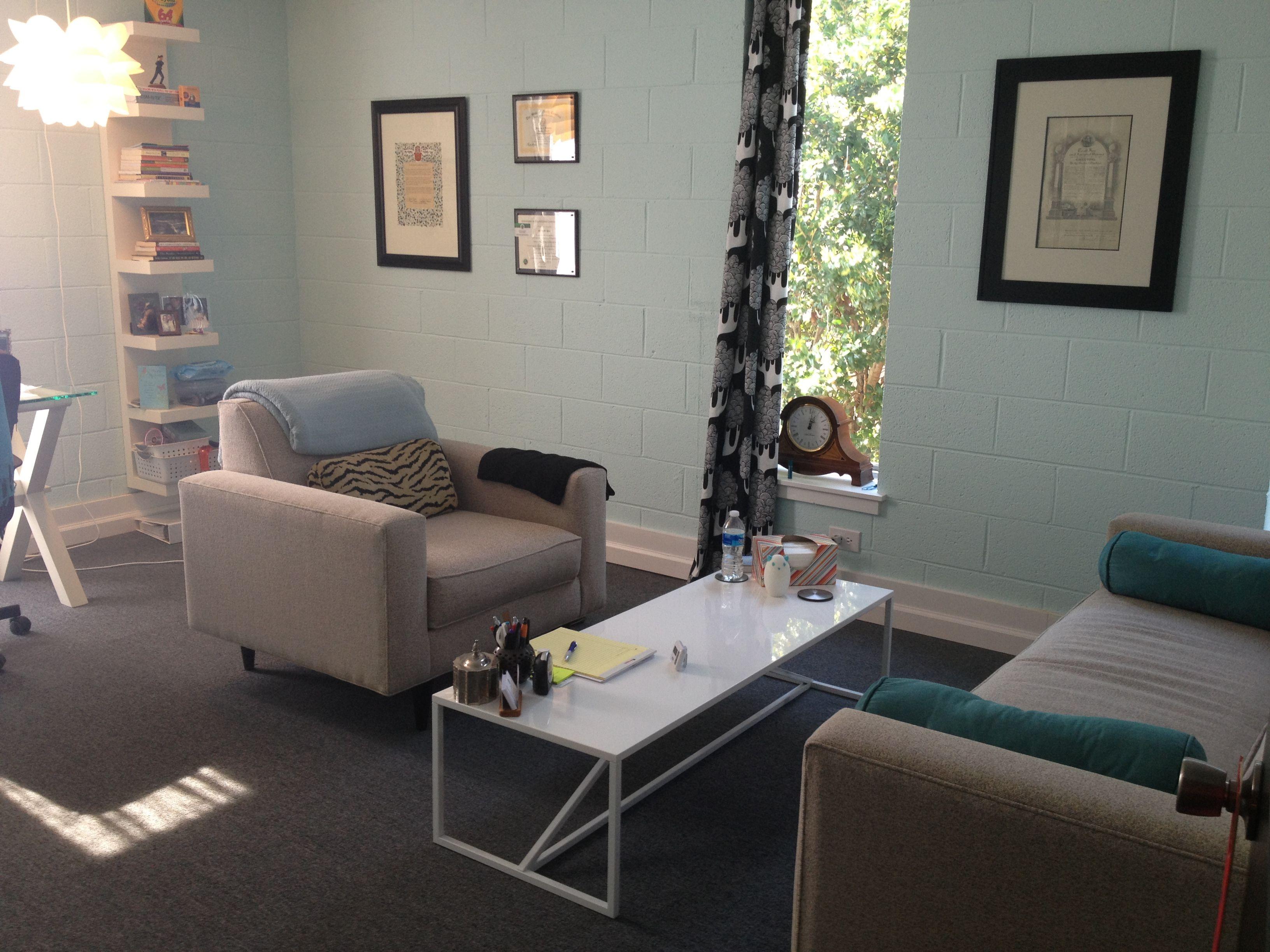 therapist office www.tlc-counseling | office | pinterest