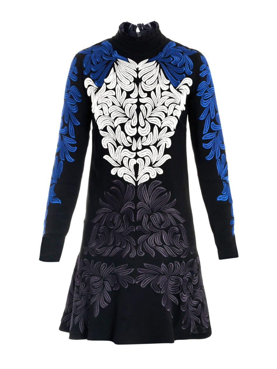 STELLA MCCARTNEY  Erica embroidered dress