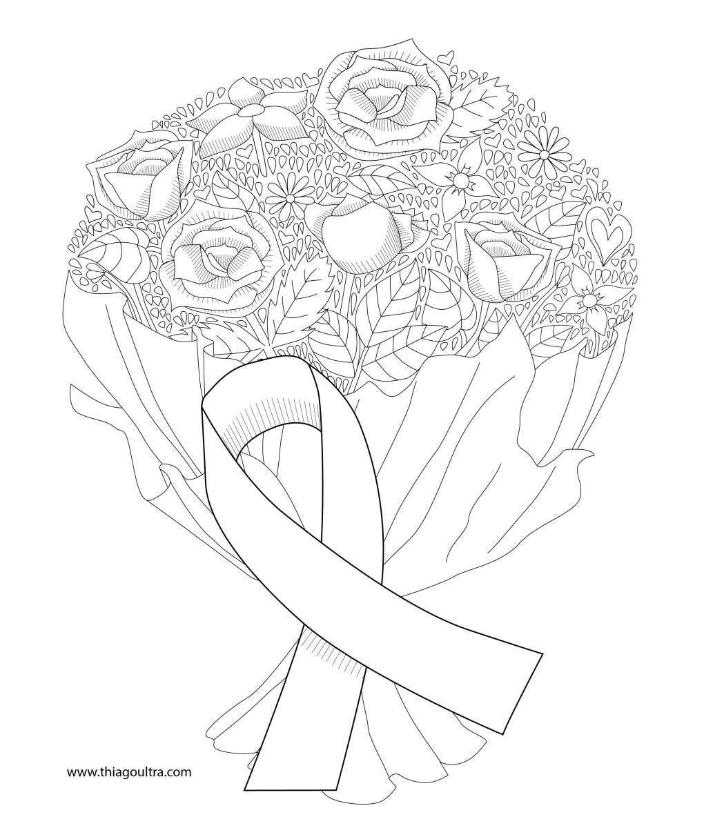 breast coloring pages - photo#14