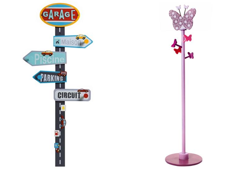 Percheros ideas c m p diy furniture toys y ideas - Perchero infantil pared ...