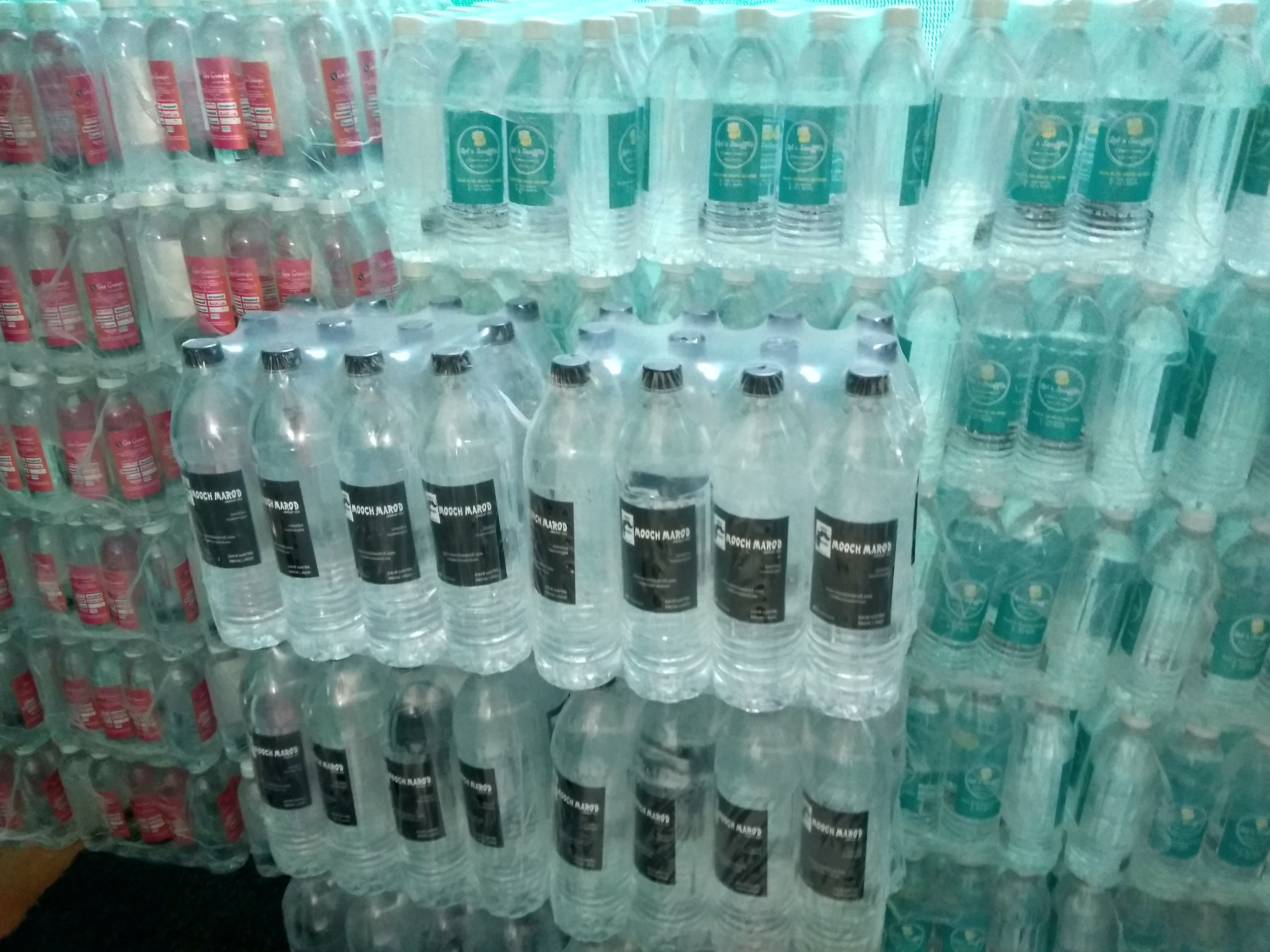 Private Labels Drinking Water Bottle Water Bottle Contract Manufacturer