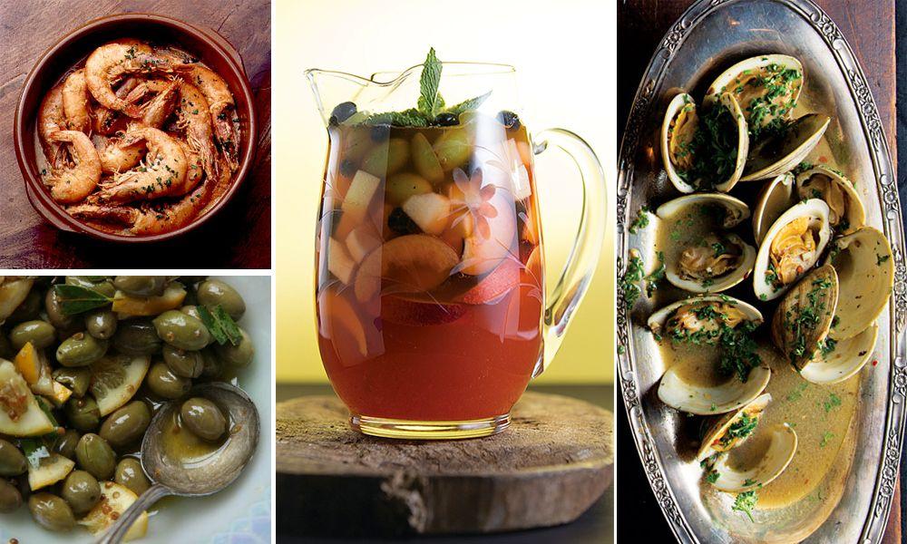 Tapas Menu Ideas For Dinner Party Part - 33: Menu: A Tapas And Sangria Party