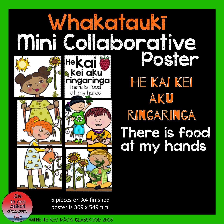 Kai Whakatauk Mini Collaborative 1