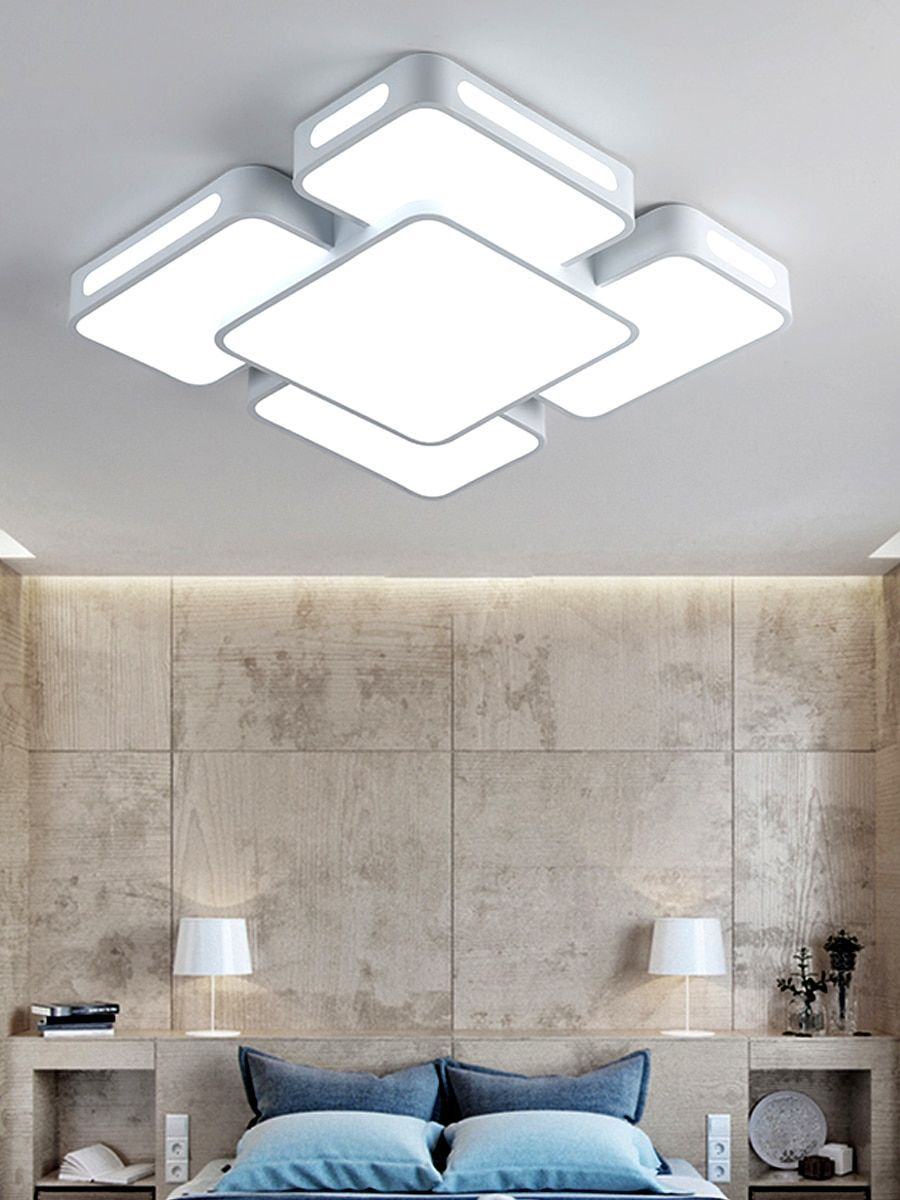 14 Smart Ideas How To Improve Modern Bedroom Ceiling Lights Plafonniers De Chambre Chambre Moderne Plafond De Chambre