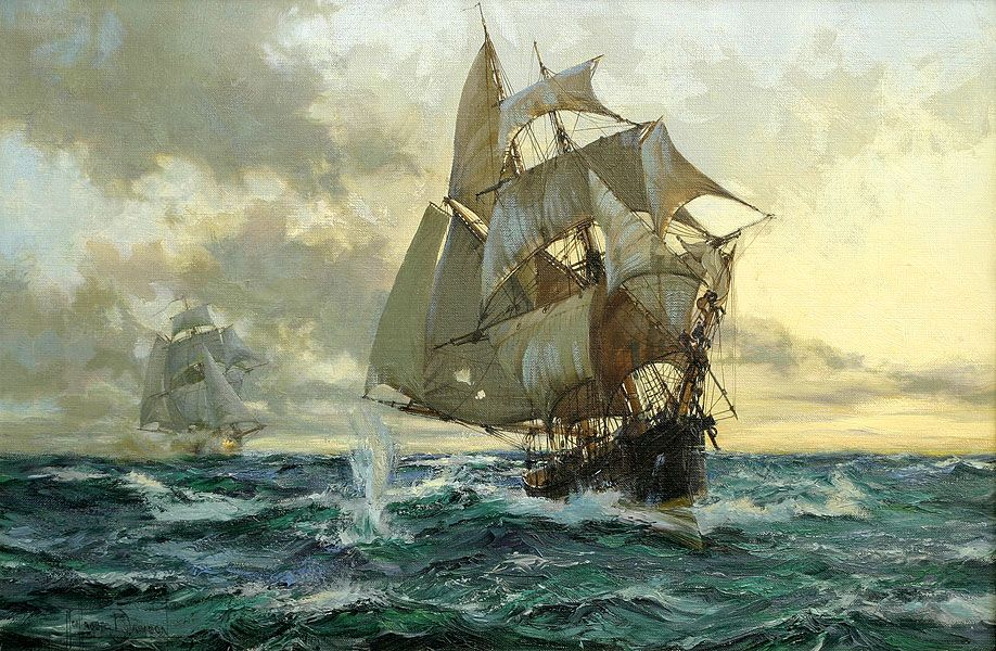 "an analysis of the sailing ships of 19th century and the seamanship of clipper ships Replication of a traditional 19tthh century sailing ship but employs ""star clipper"" leaving flushing for the verification of masts and rigging of large."