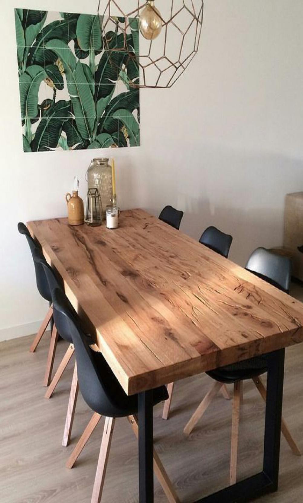 45 Fabulous Kitchen Cabinet Design For Apartment Dining Table Dining Room Table Dining Room Decor