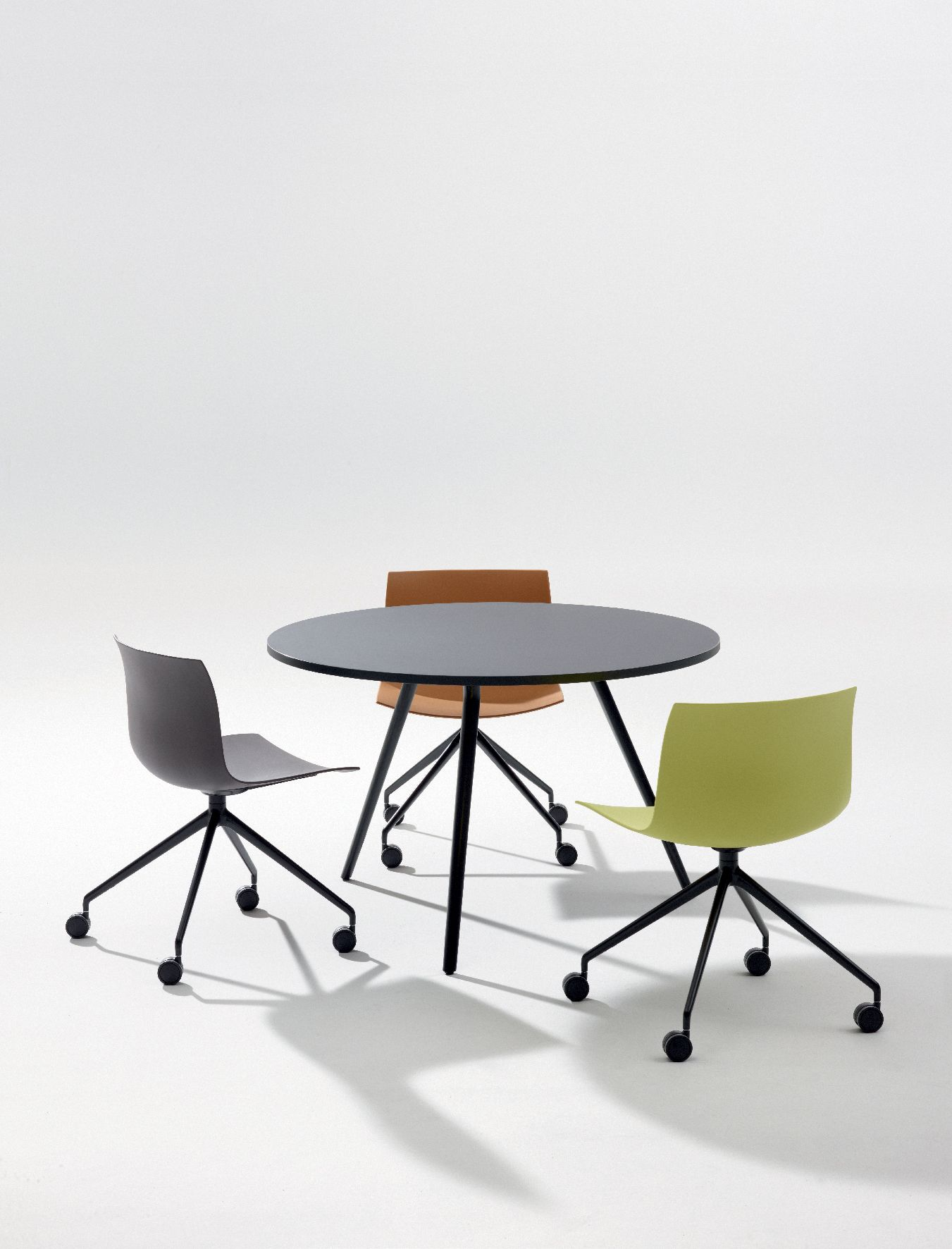 elegant, dynamic table and seating systems for individual or