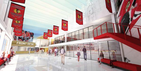 Blackhawks to build new practice facility near United Center - http://chicago.suntimes.com/blackhawks-hockey/7/71/835811/blackhawks-build-new-practice-facility-near-united-center