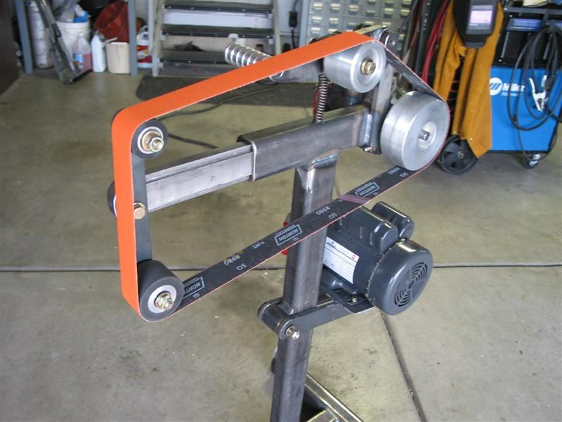 2 Inch Belt Sander For Knife Making