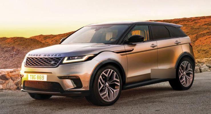 Range Rover Evoque 2019 Range Rover Evoque New Range Rover