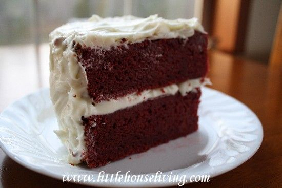All Natural Recipe for Red Velvet Cake Red velvet Cake and Recipes