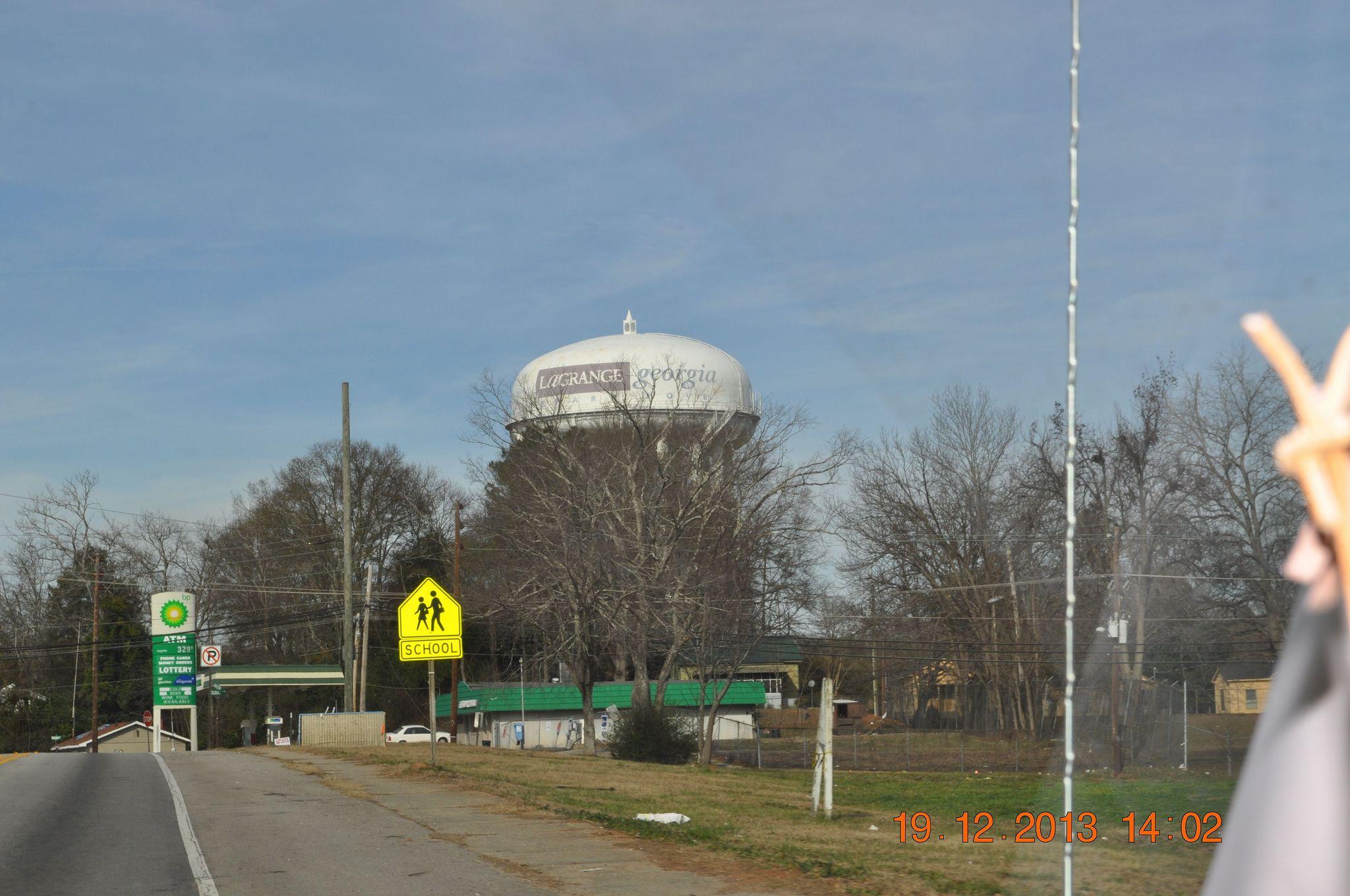 Watertower Lagrange Ga