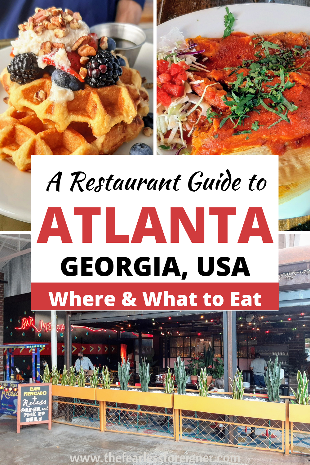 The Best Casual Restaurants In Atlanta The Fearless Foreigner Atlanta Restaurants Atlanta Food Foodie Travel