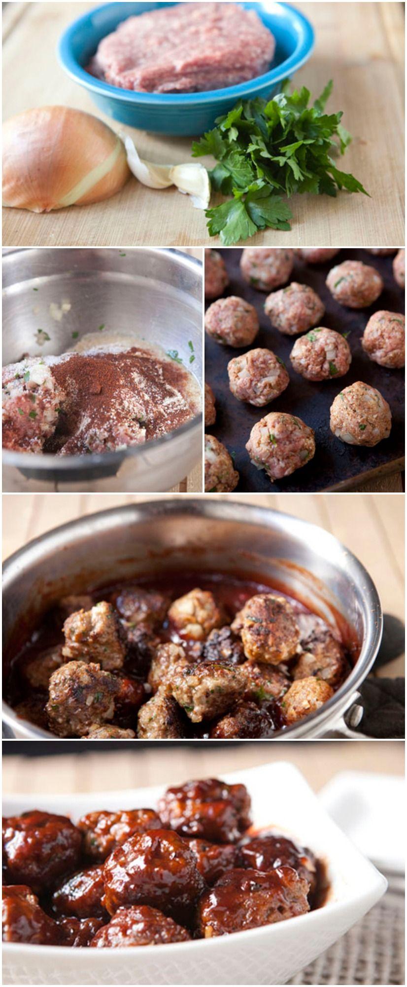 Chipotle Meatballs #progresso
