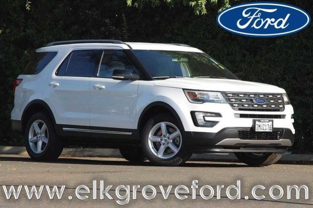 2017 Ford Explorer Xlt Ford Explorer Ford Explorer Xlt Ford