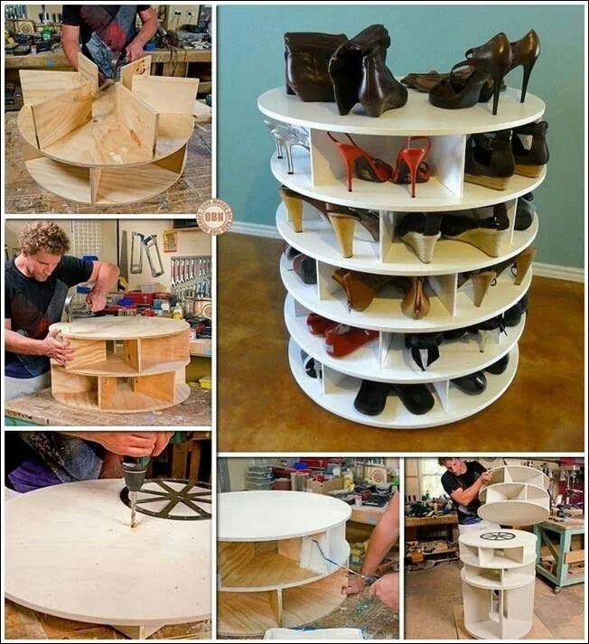 OpbergsysteemOrganize RackDiy Schoenen Shoe Susan Lazy b6vYf7gy