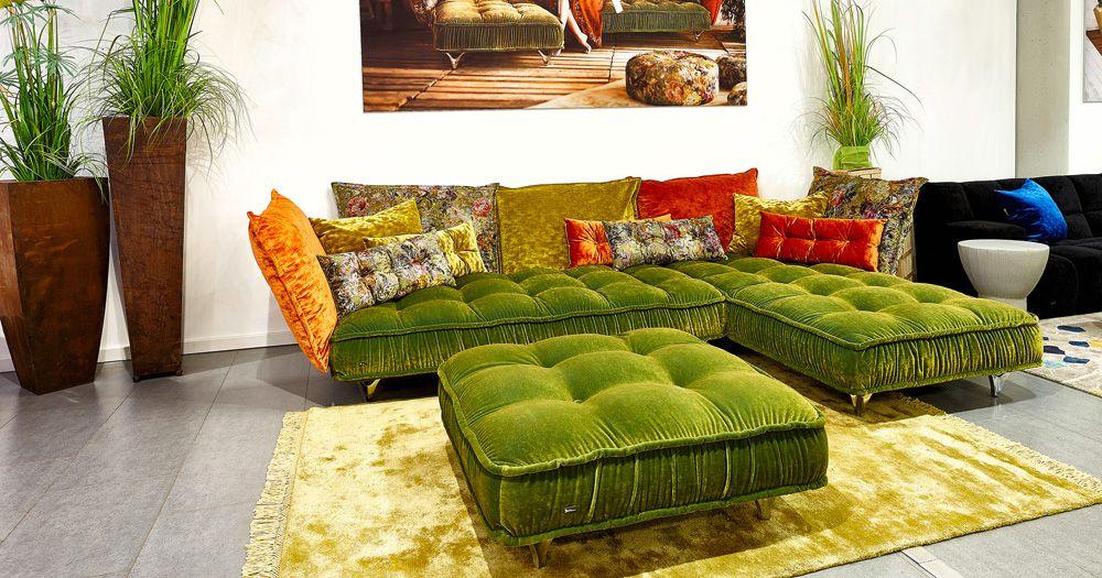 Bretz Sofa Sessel Und Tisch Kaufen Bretz Designsofas Von Bretzshop De Wohnzimmer Ideen Wohnung Mobelideen Bretz Sofa